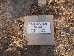Rosella Jean Clees