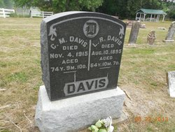 Catherine M Aunt Katy <i>Shoemaker</i> Davis