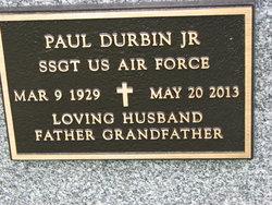 Paul Durbin, Jr
