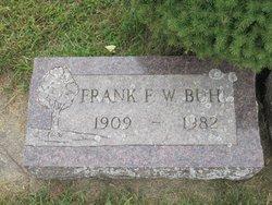 Frank Frerick Buhl