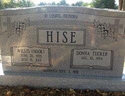 Willis Edward Nook Hise