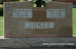 Mertie B. <i>Smith</i> Jones