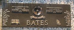 Choice Earl Bates