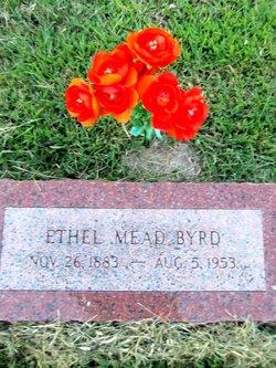 Ethel <i>Mead</i> Byrd