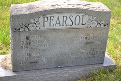 Sarah E Pearsol