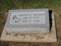 Dallas E. Becker
