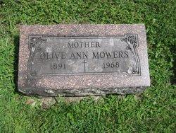 Olive Ann Mowers