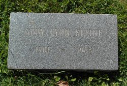 Abby <i>Lyon</i> Kiene