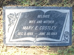 Mary Edie <i>Arnold</i> Costley