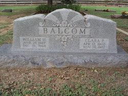Clara Adell <i>Patton</i> Balcom