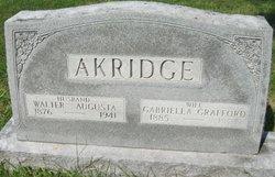 Gabriella <i>Grafford</i> Akridge
