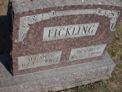 Allan F Fickling