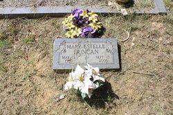 Mary Estelle Duncan