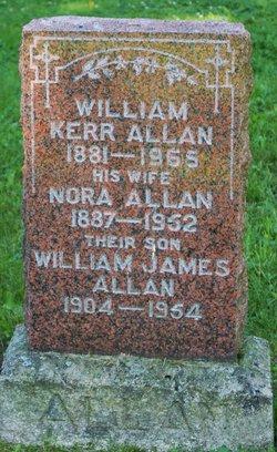 William James Allan