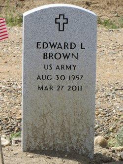 Edward L Brown