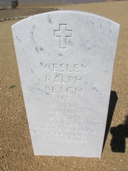 Wesley Ralph Beach