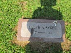 Joseph Aloysius Sykes, Sr
