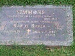 Capt Randal David Randy Simmons