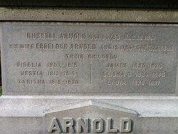 Freelove <i>Hopkins</i> Arnold
