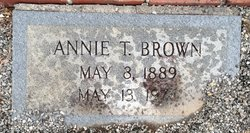 Annie T. Brown
