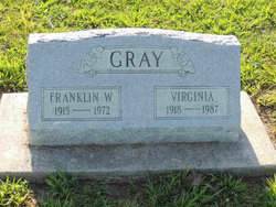 Franklin Wallace Gray