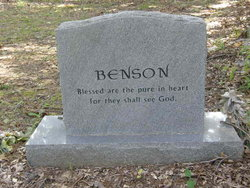 Mary Sue <i>Murphy</i> Benson