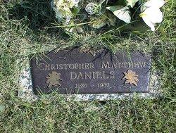 Christopher Matthew Daniels