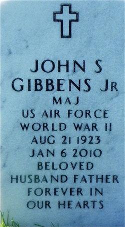 John Samuel Gibbens, Jr