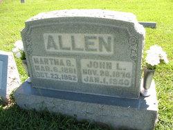 Martha Gertrude <i>Nations</i> Allen