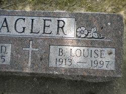 Blanche Louise <i>Gustin</i> Agler