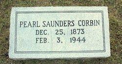 Ellen Pearl <i>Saunders</i> Corbin