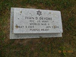 Ivan Dean Buck DeVore