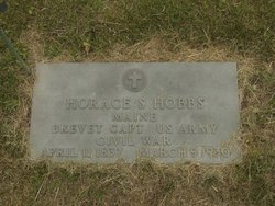 Capt Horace Sanford Hobbs