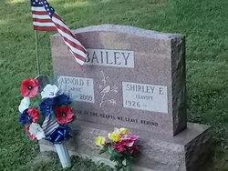 Arnold F Arnie Bailey