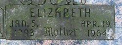 Elizabeth M. <i>Haas</i> Leiby Boie
