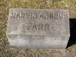 Marvin Andrus Farr