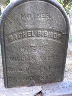 Rachel <i>Bishop</i> Avery