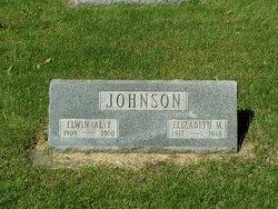 Elwin Fred Al Johnson