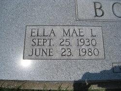 Ella Mae <i>Lange</i> Bohac