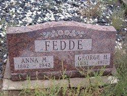 Anna Melvina <i>Kent</i> Fedde