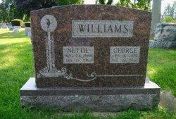 Nettie <i>Wehling</i> Williams