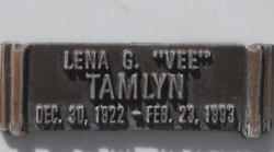 Lena G Vee Tamlyn