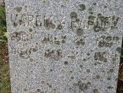 Marcia Arvilla <i>Hopkins</i> Barden