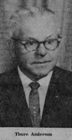 Bror Thure Anderson