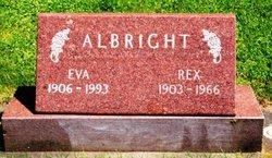 Eva Mae Albright