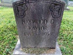 George Haywood Kaylor