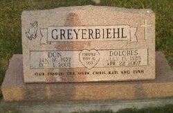 Donald James Don Greyerbiehl