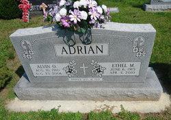 Alvin O. Adrian