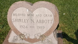Shirley N Abbott
