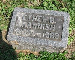 Ethel May <i>Black</i> Harnish